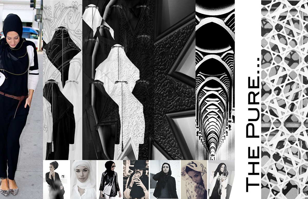 Shireen Soliman Design Fashion Concepts Textiles And Flats