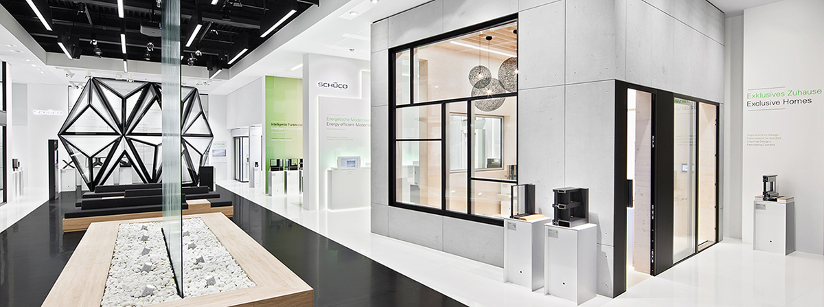 Sch co showroom bielefeld 2015 on behance for Interior design bielefeld