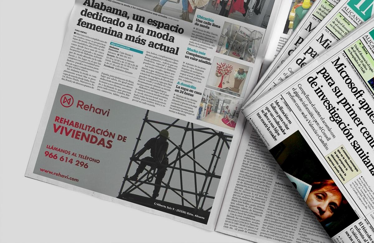 #Rehabilitación  #viviendas #Branding  #identity  #Identidad #marca #Construction # home #brand #building #Corporate