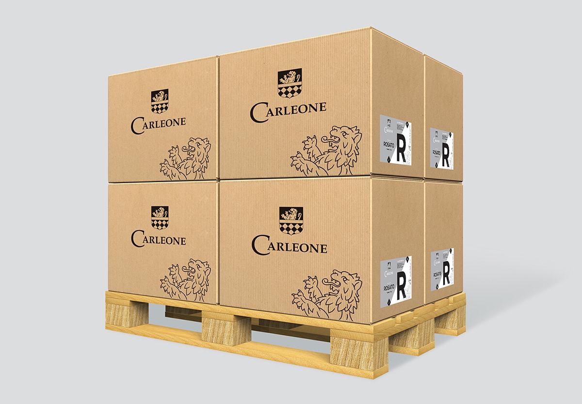castiglioni winery wine label toscana