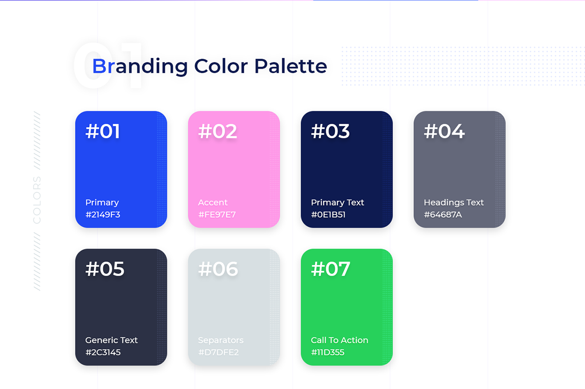 Webkul Website ReDesign - iA, UX and RWD on Pantone Canvas