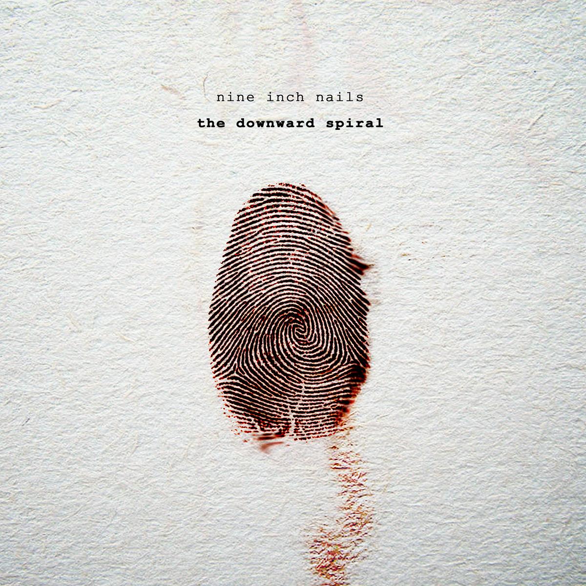 Alt Nine Inch Nails Album Art On Behance