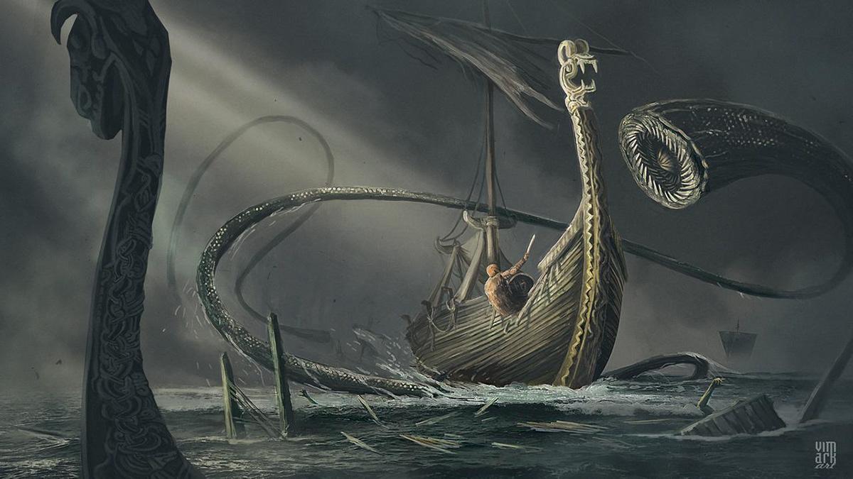 Image may contain: water and ship