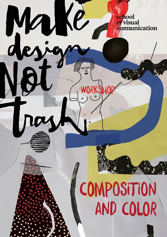 #Poster #SVC #lettering #workshop