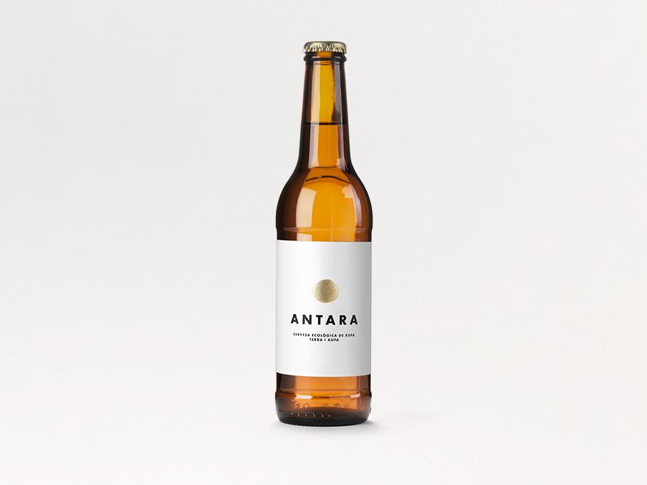 antara cerveza beer etiqueta labels terraixufa