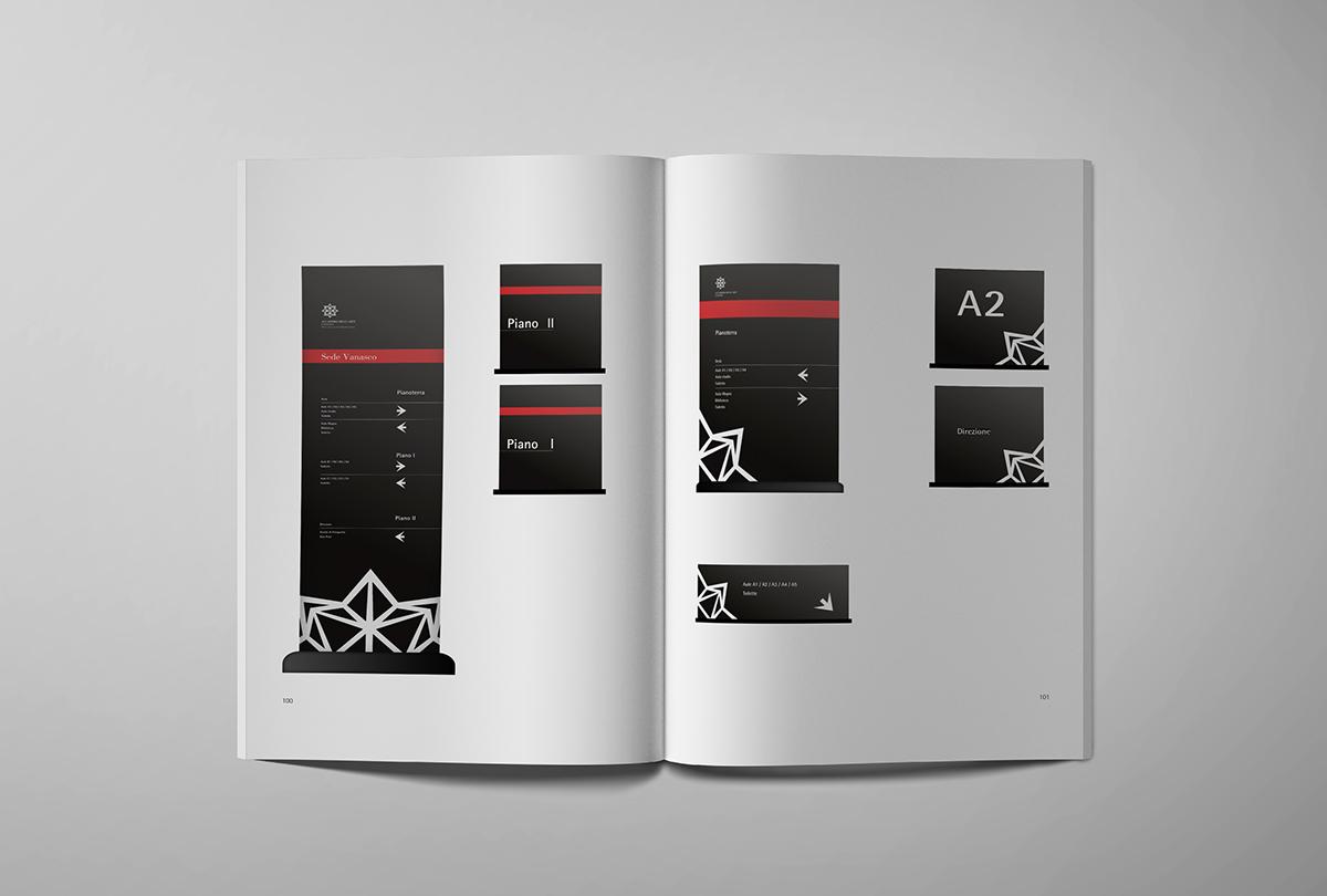 Accademia belle arti catania visual identity on wacom for Accademia belle arti design