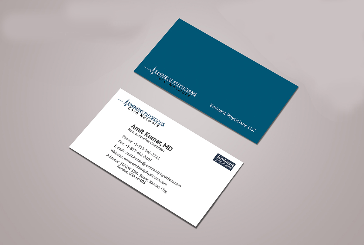 MINIMAL and Clean Business Card Collection on Student Show