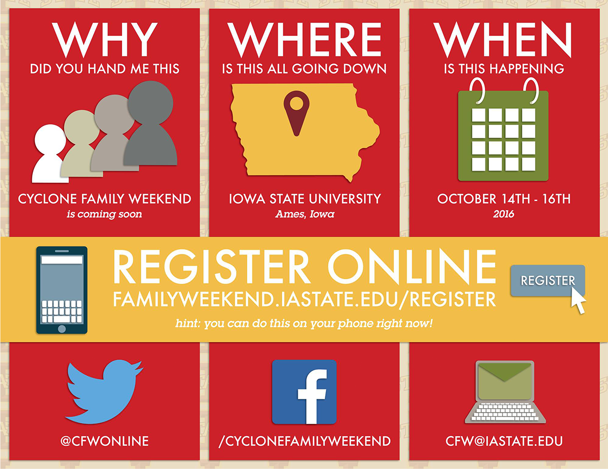 Event family iowa cyclone University