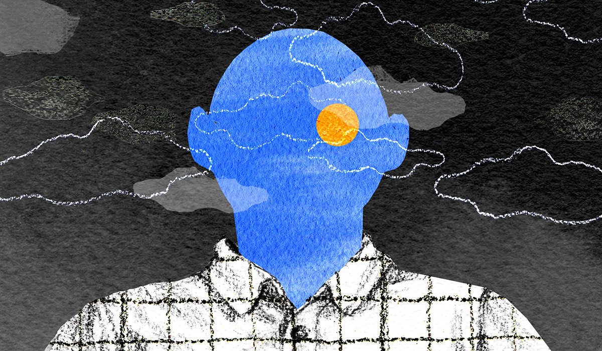 Dementia // Longreads on Pantone Canvas Gallery