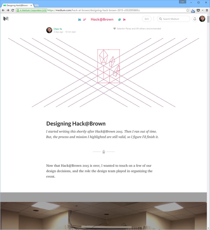 hackathon Hack@Brown Hack at Brown claw Brown University
