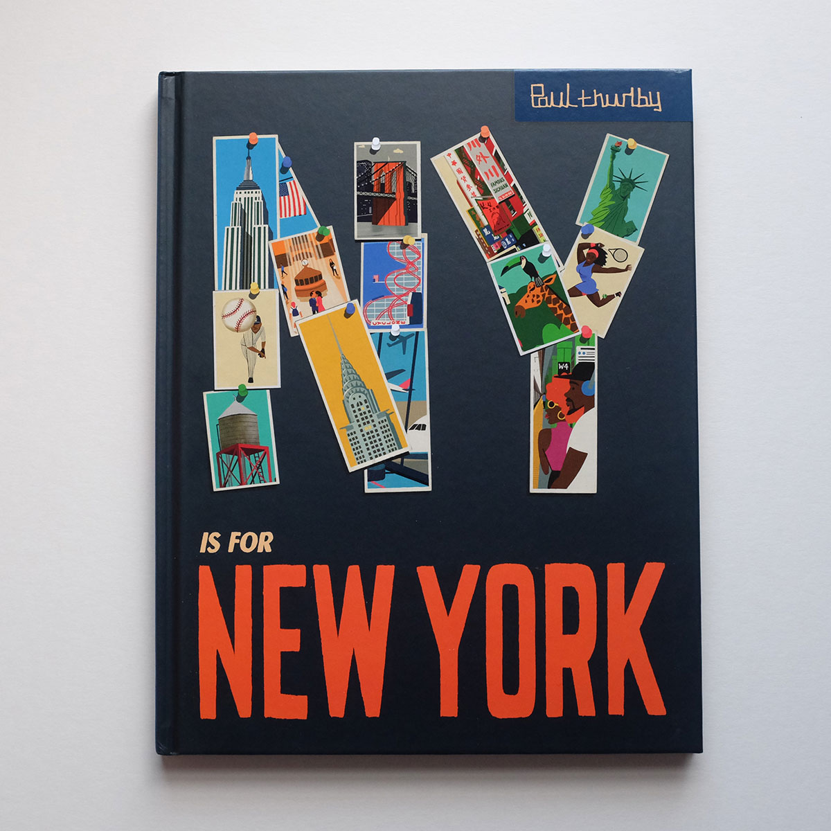 My fifth children s book and second in the city series working on this book was a great excuse to visit new york for the first time