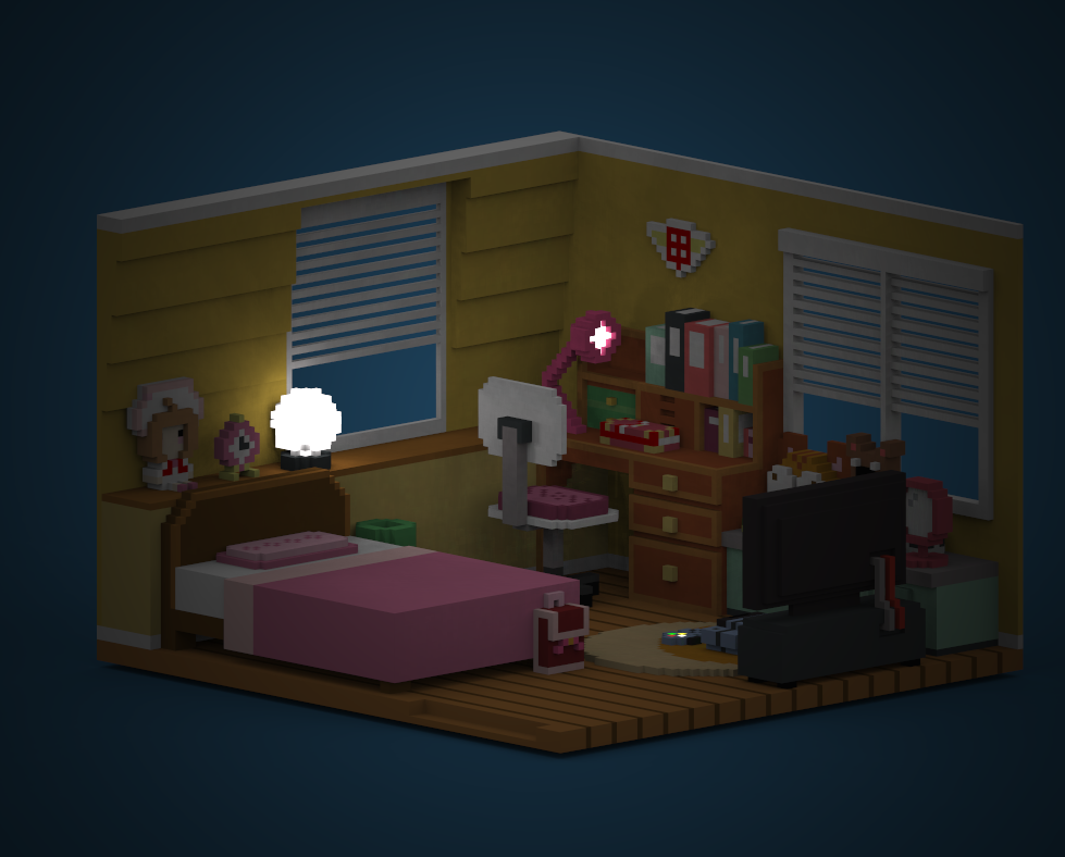 Image may contain: screenshot, cartoon and furniture