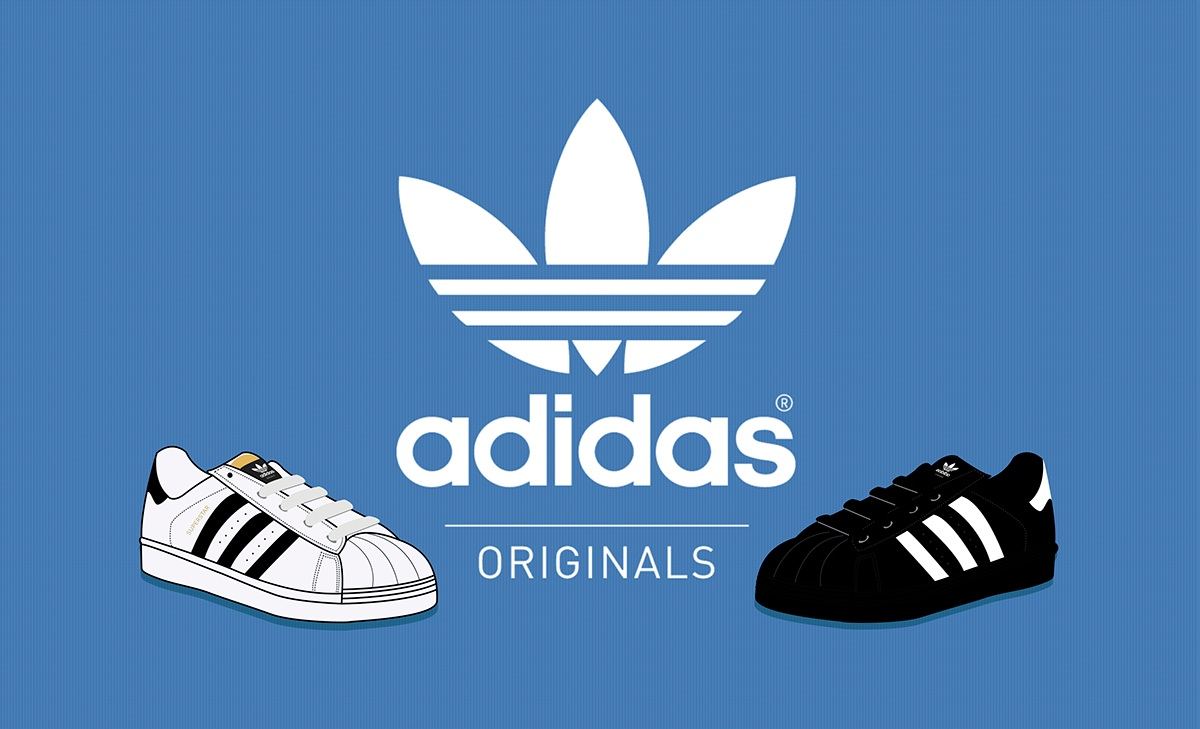 Gracias Intensivo representación  Adidas Superstars Illustrations on Behance