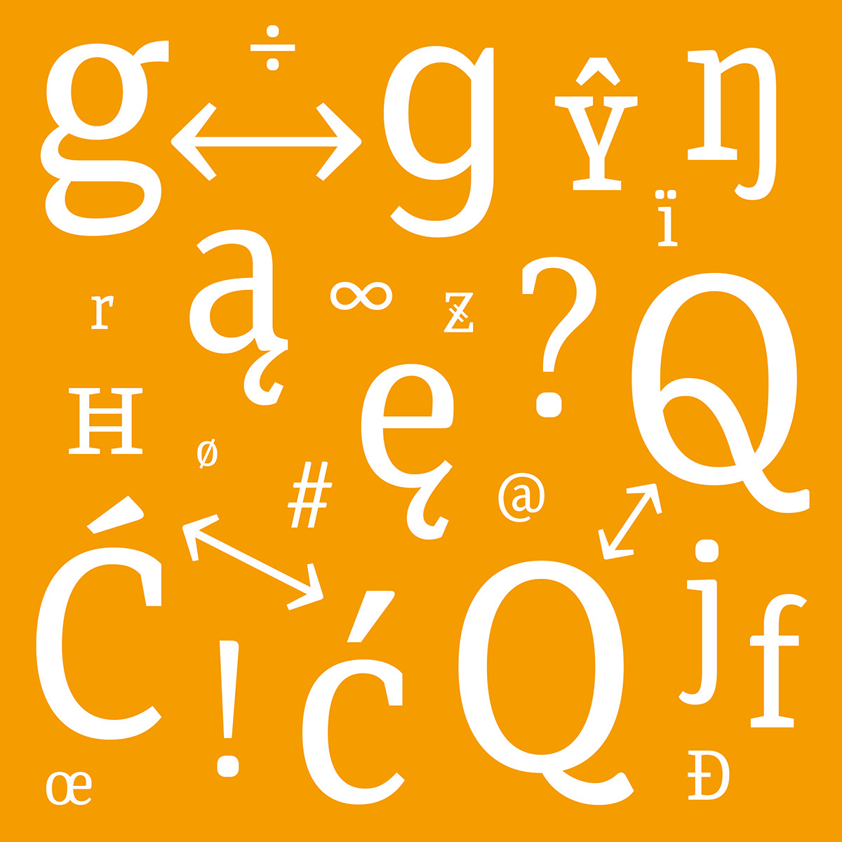 font fony design glyphs Krój Pisma magazine newspaper Typeface typeface design typografia typography