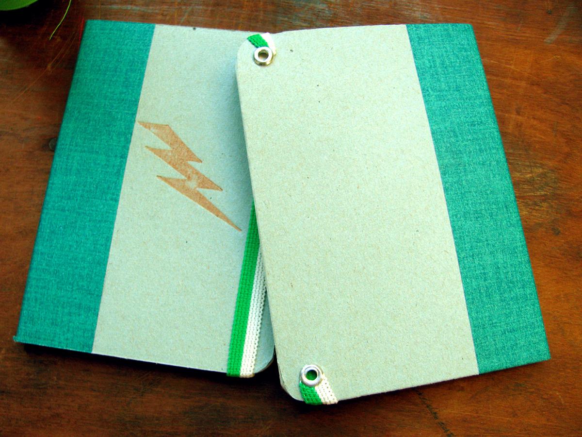 Libreta Gallery: Libretas Pasaporte // Passport Notepads On Behance