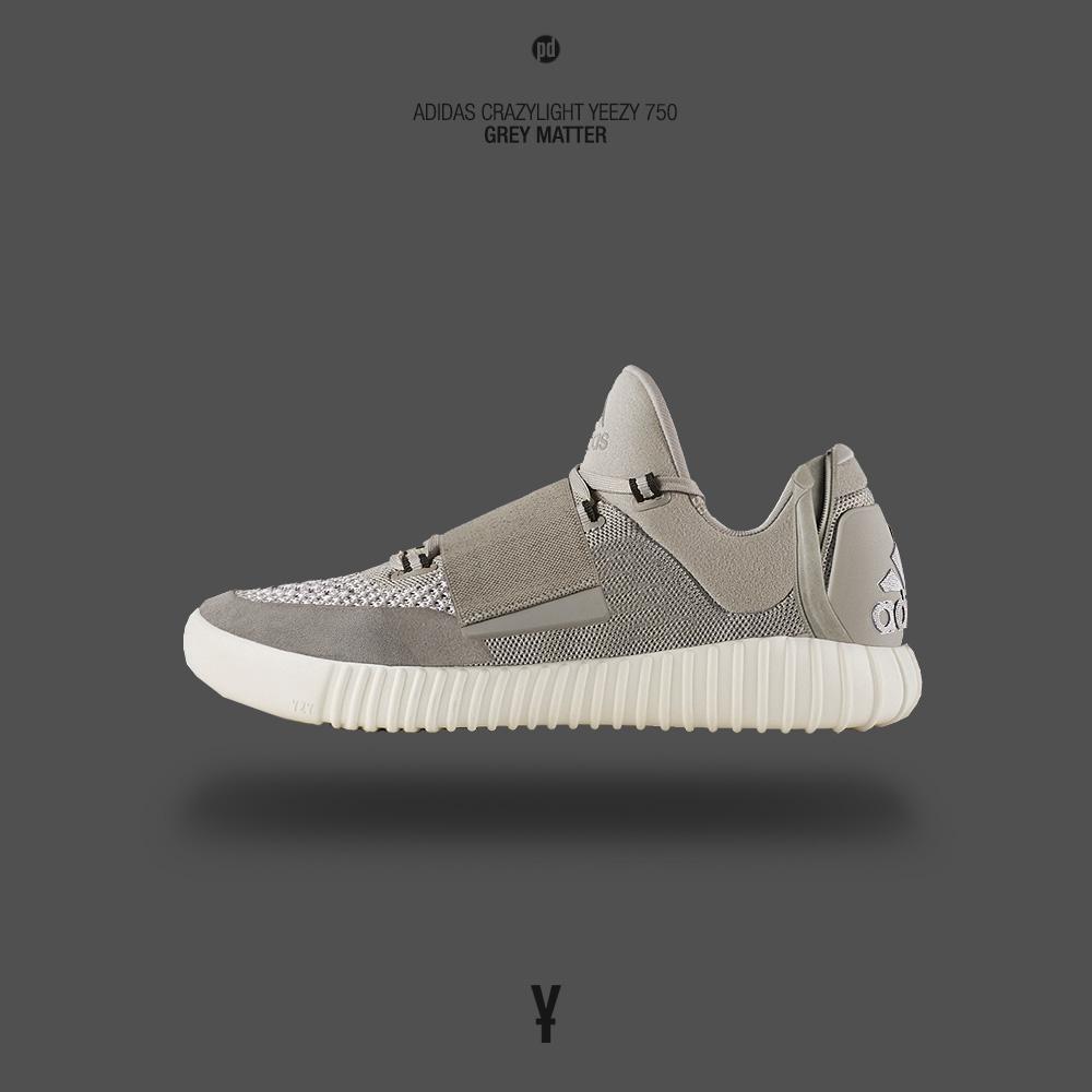 adidas Yeezy Boost x adidas Basketball Sneaker Mash Up on Behance 9bff62db8