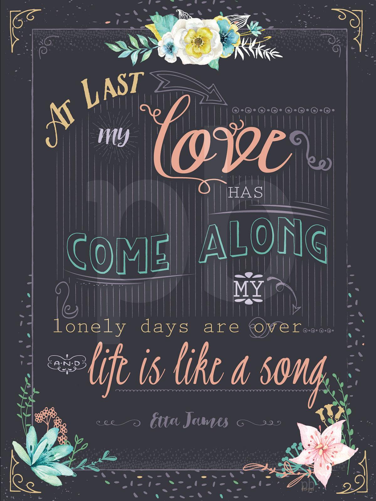 Adobe Portfolio Etta James music blues