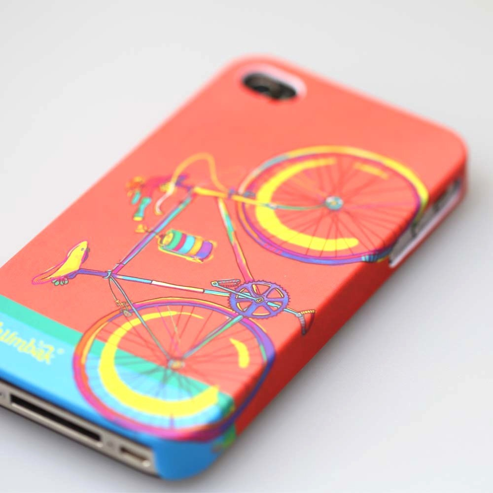 sports shoes 1bc8c c3e5c Psychedelic Cycle for Chumbak on Behance