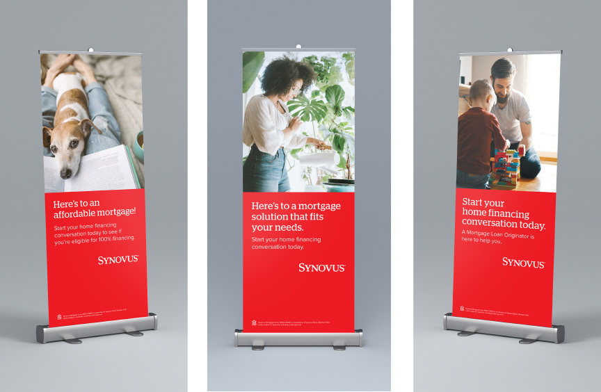 Synovus Bank Mortgage Banners On Behance