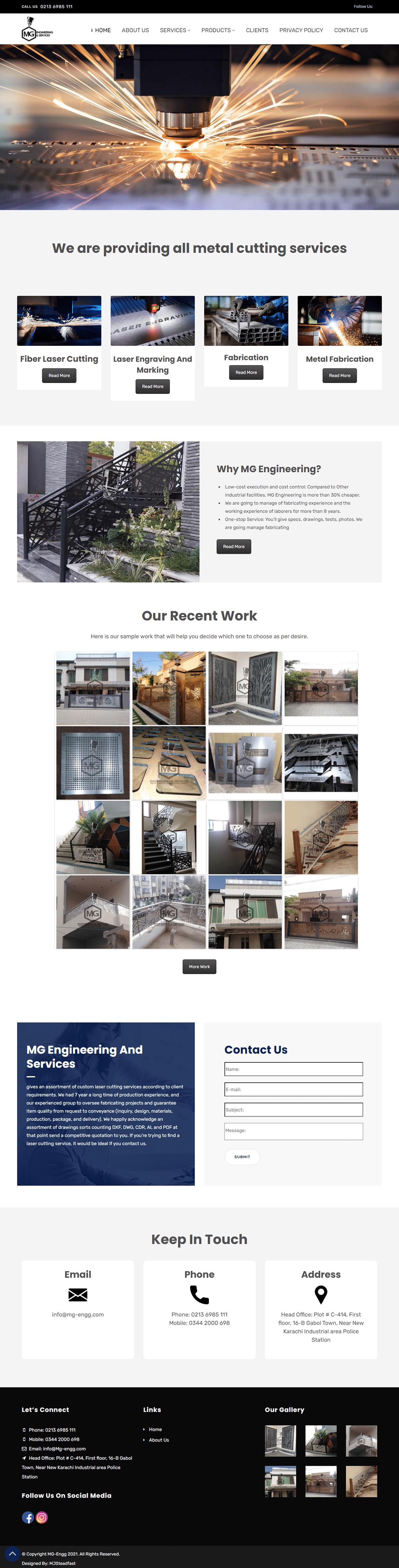 development graphic design  Layout mjsteadfast site Webdesign Website Website Design websitedesign wordpress