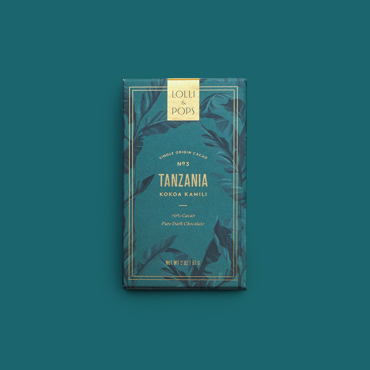 Single Origin Chocolate Bar (Tanzania)
