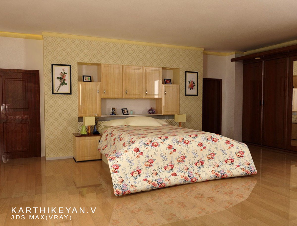 3DS MAX (VRAY) INTERIOR MODELS On Behance