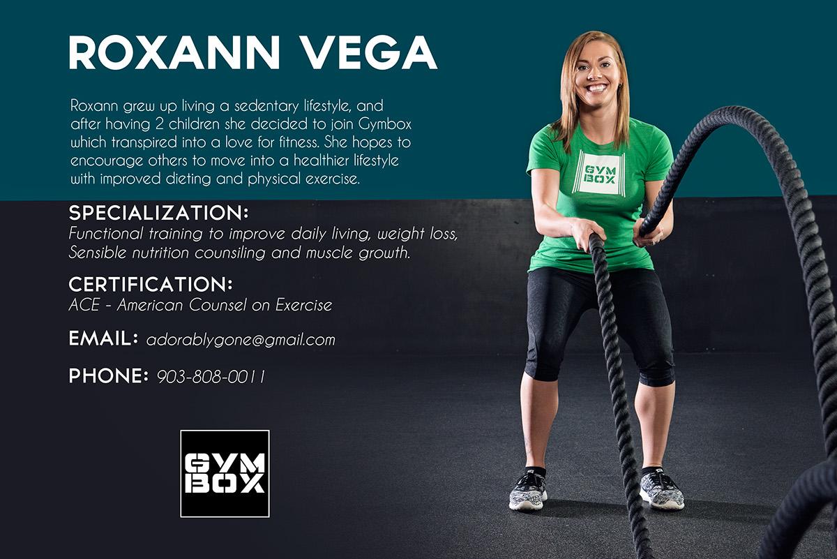 Peters Longview Tx >> Gymbox Marketing | Personal Training Bios on Behance