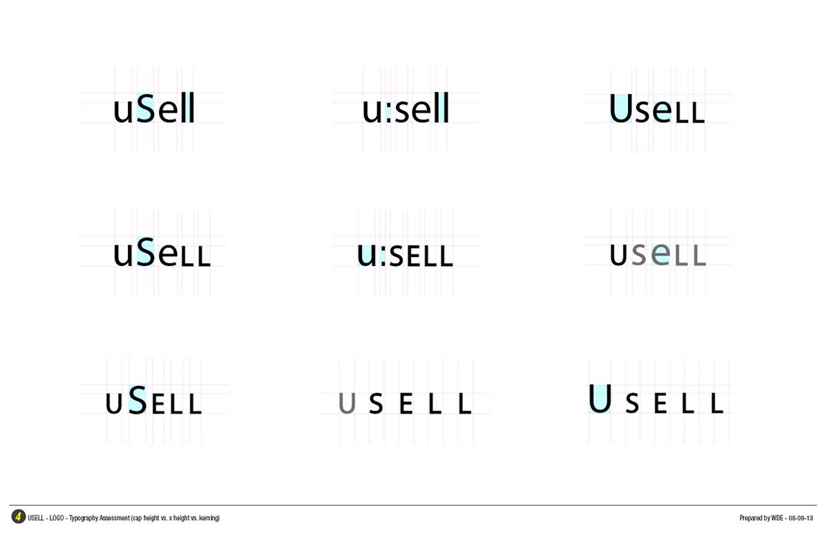 uSell re-Branding on Behance