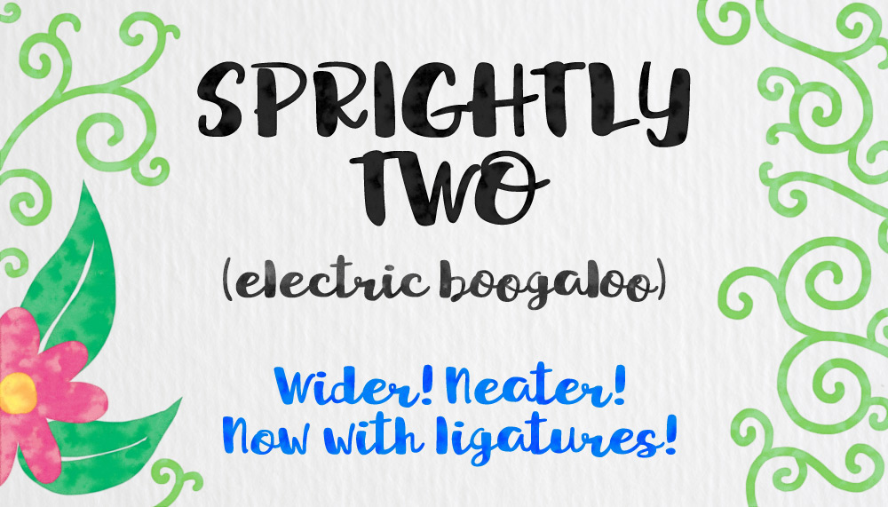 free Free font font Typeface Script handwriting handwritten Connecting