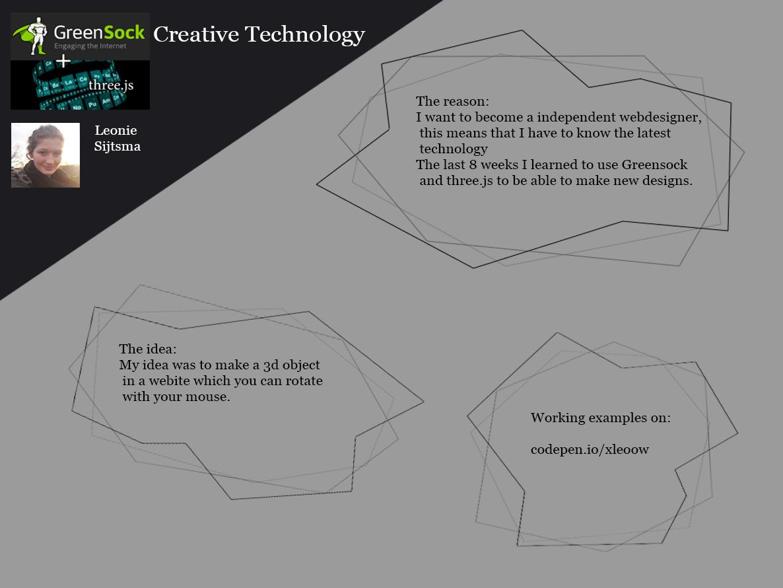 Creative Technology on Behance