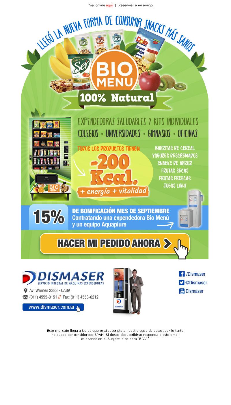 rediseño Webdesign Email Design email marketing Promotion