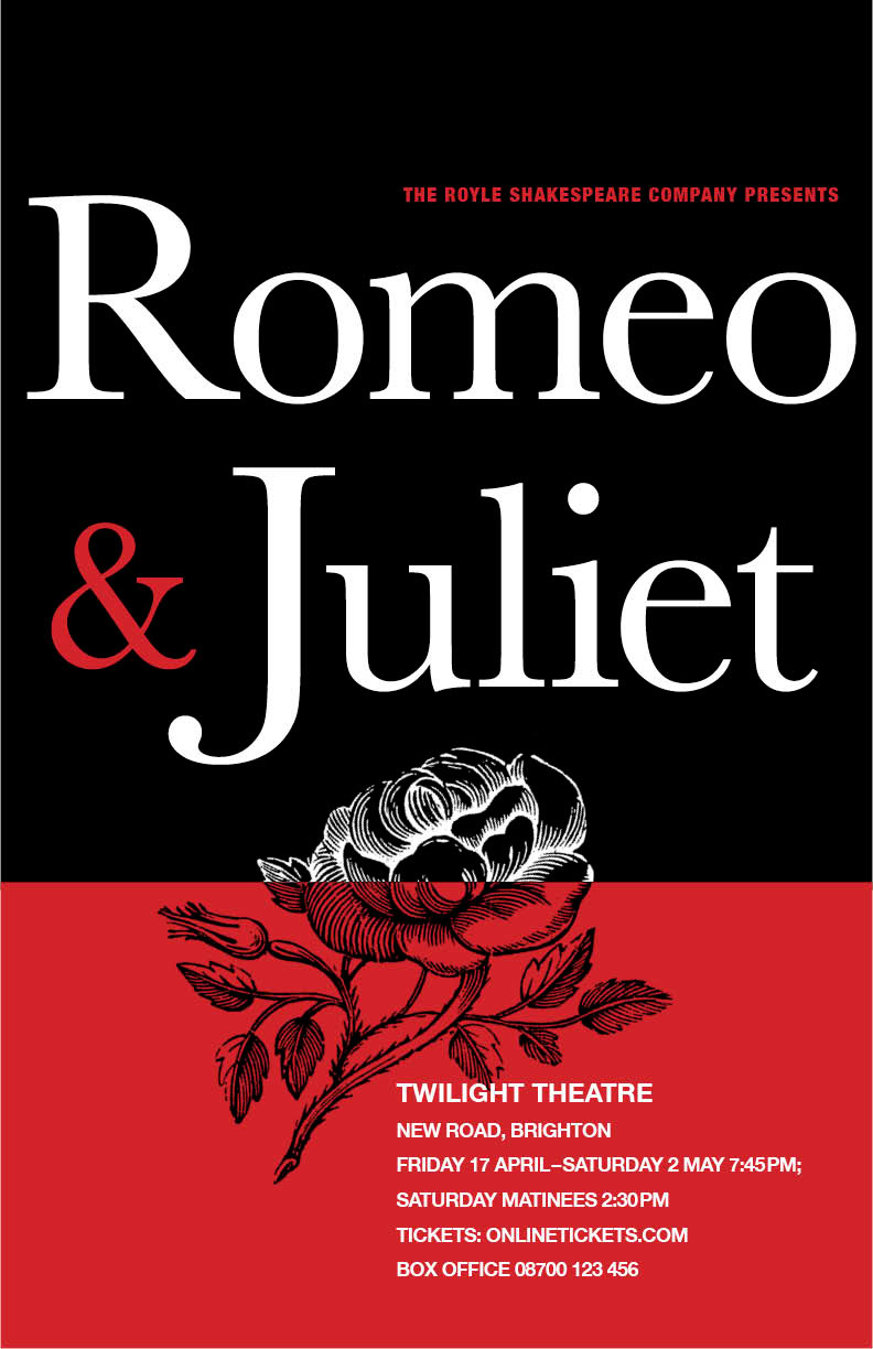 Some Minor Changes Were Made To Humanize The Design Adding A Picture Of Fictional Characters Romeo And Juliet
