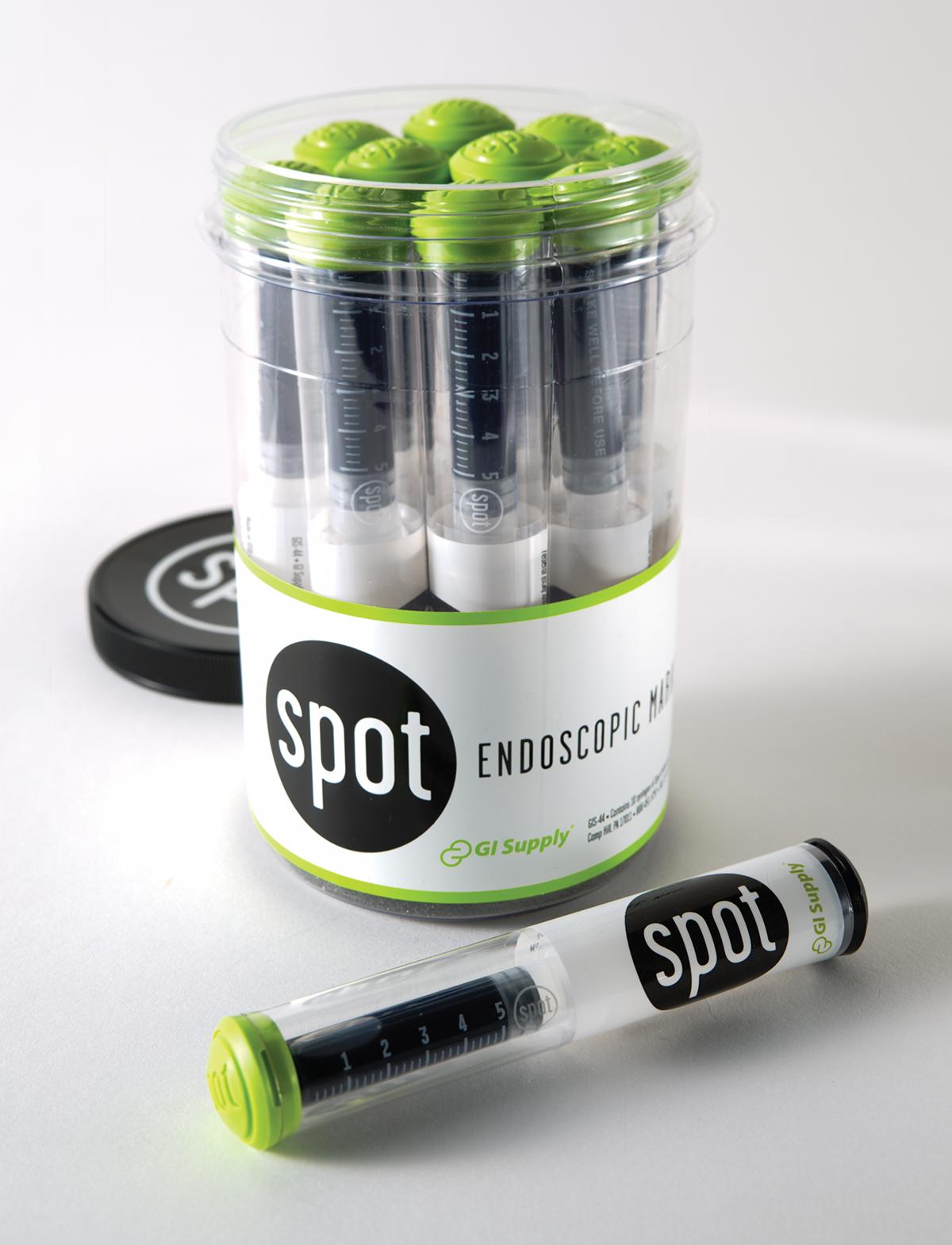 Endoscope Design: Spot Endoscopic Marker On Behance