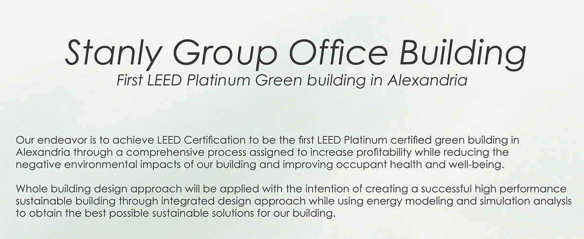 Leed Platinum Office Building Honorable Mention Award On Behance
