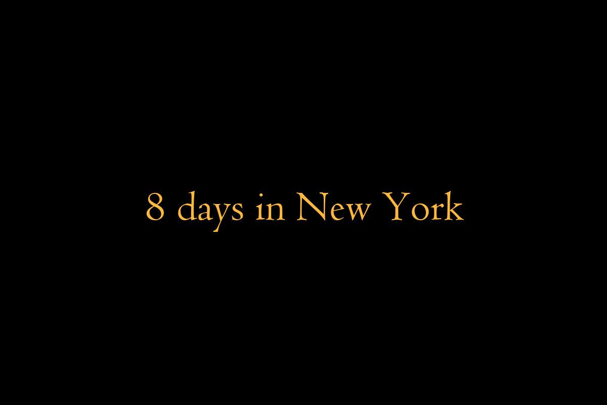 city usa Street nyc New York america