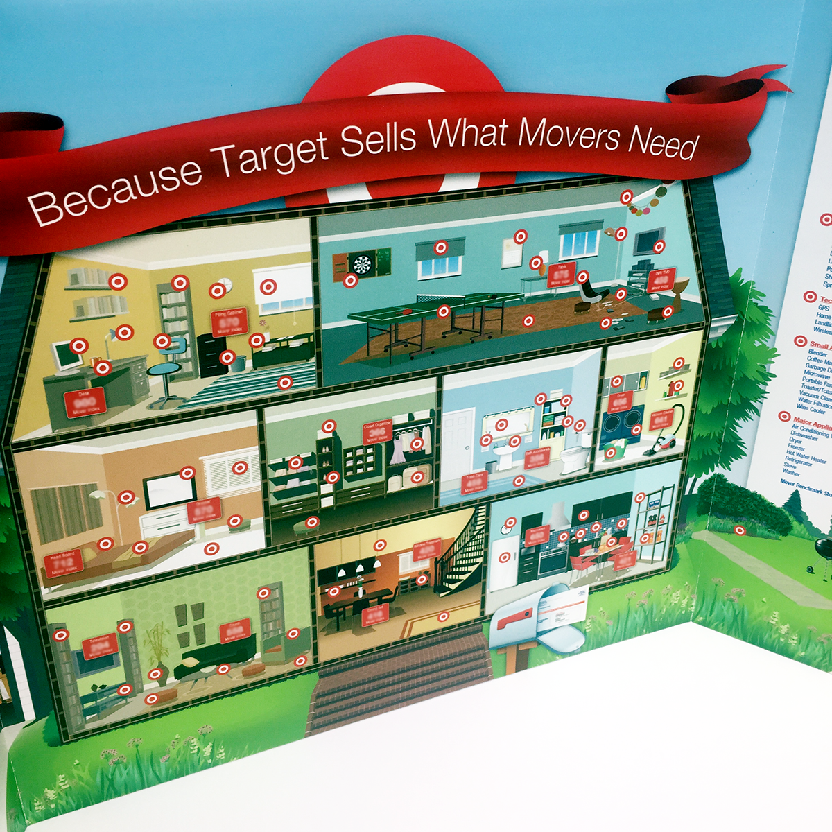 infographic,poster,Lifestage Marketing,mover marketing,sales,research,Data,Bi-fold,print