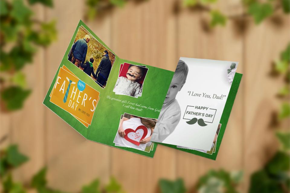 greeting card design on behance