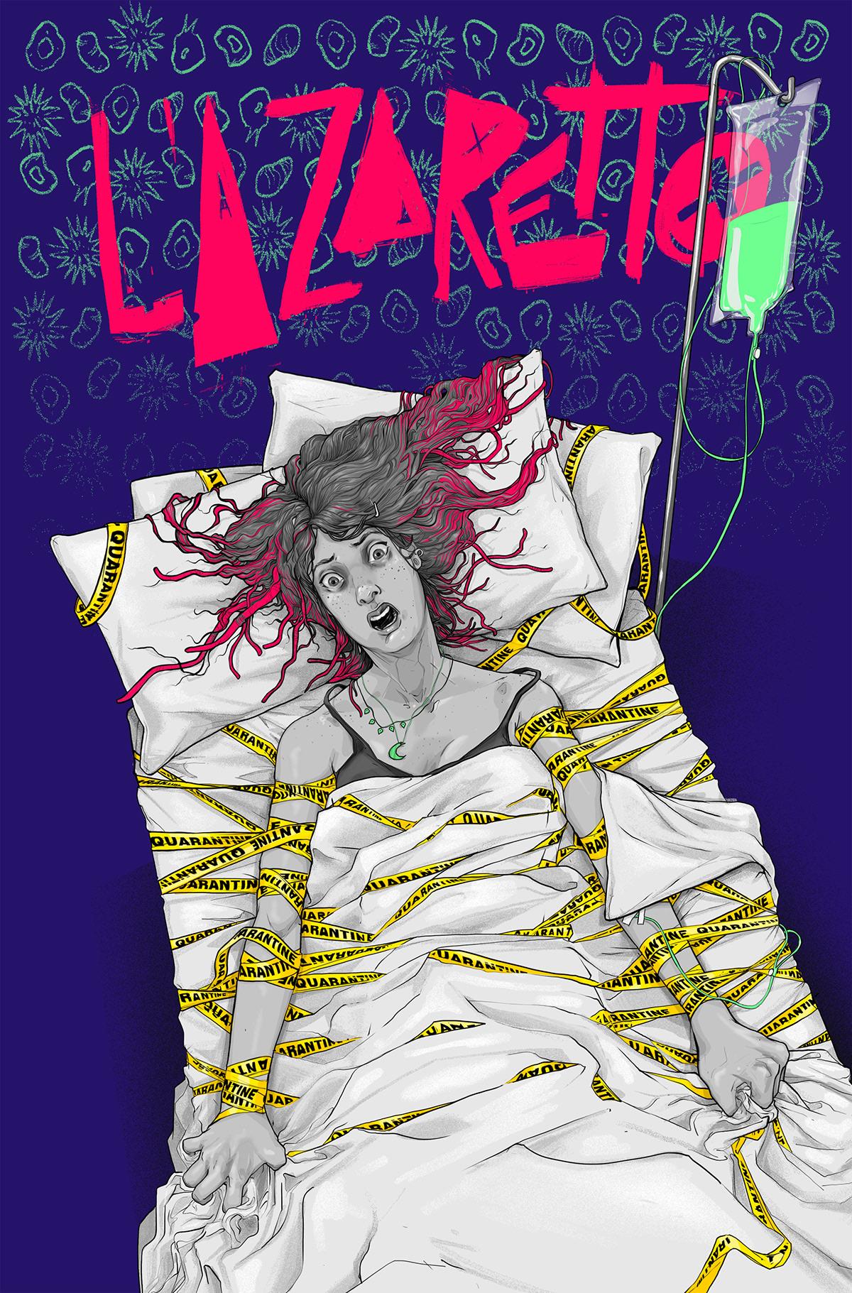 lazaretto,boom!,comic,cover,cover artist,BOOM! Studios