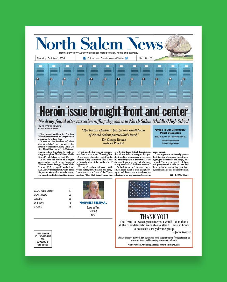 Halston Media Newspapers on Pantone Canvas Gallery