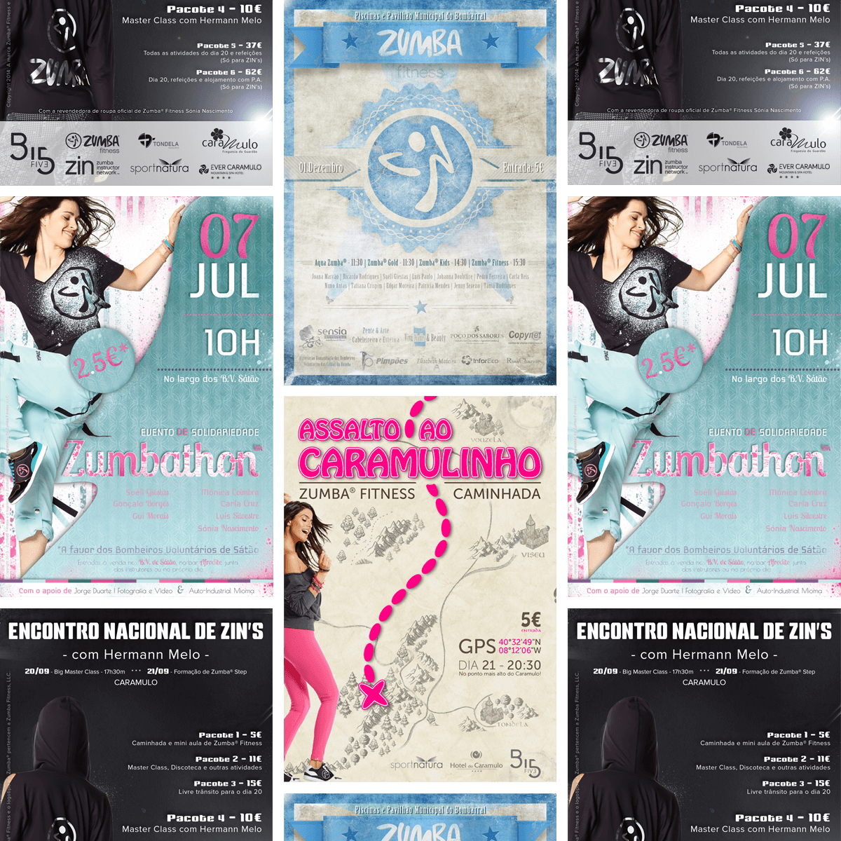 Zumba poster design - Zumba Poster Design 45