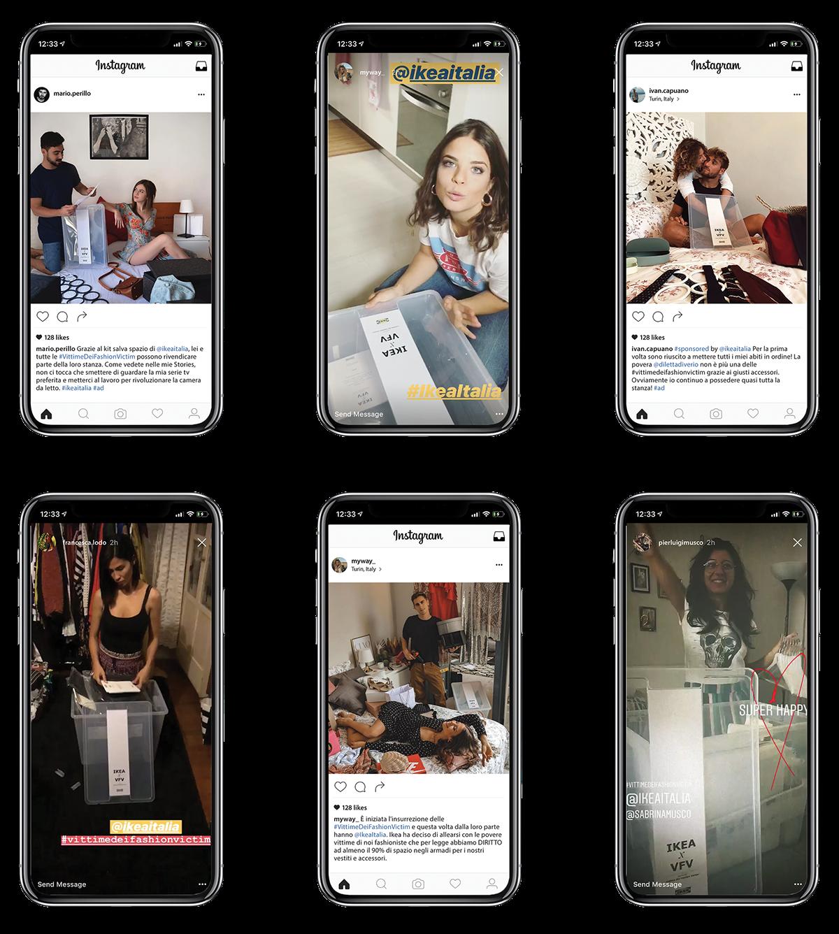 Mobile Tv Camera Da Letto Ikea.Ikea Victims Of Fashion Victims We Are Social On Behance
