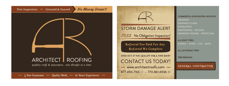 Ad Designs Marketing Collateral Various Clients On