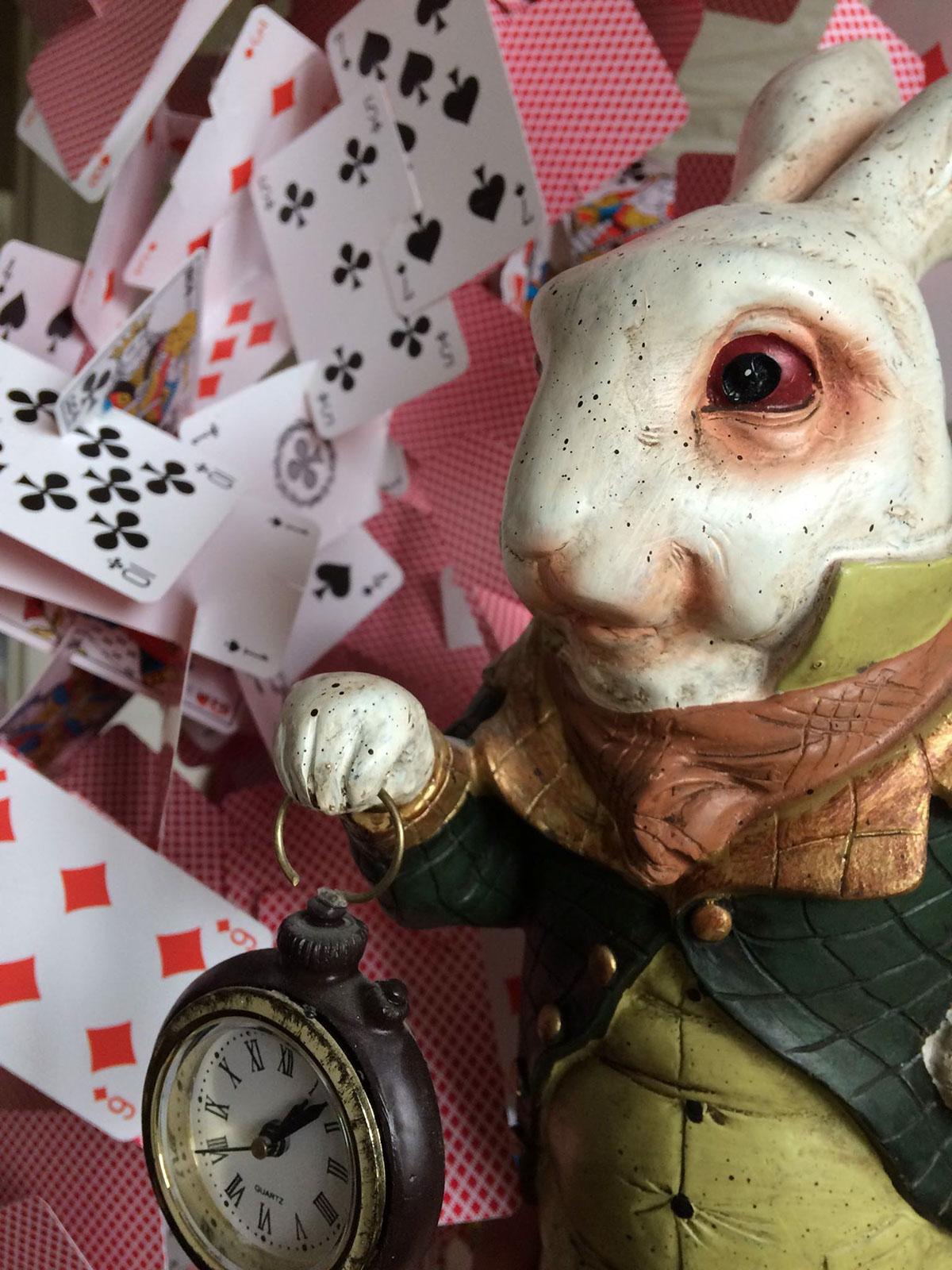 alice in wonderland lewis carroll alice through the looking glass Event Paris festival disney