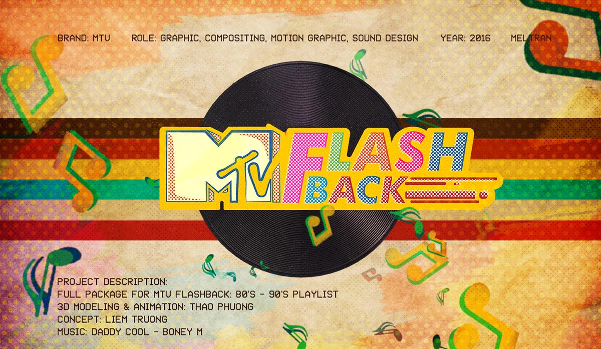 MTV FLASHBACK 2016 - MTV VIETNAM on Student Show