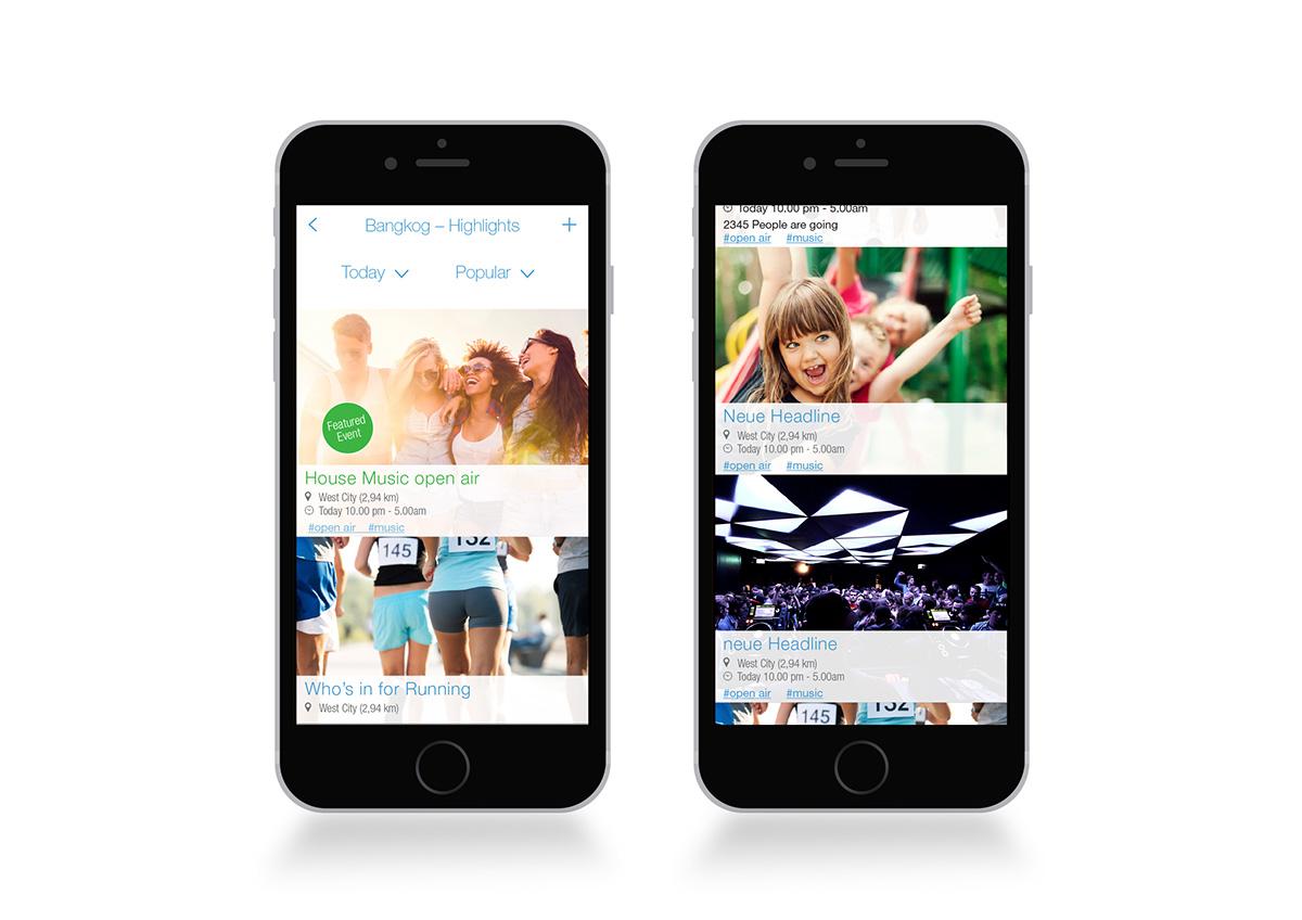 app-design GUI interactive design