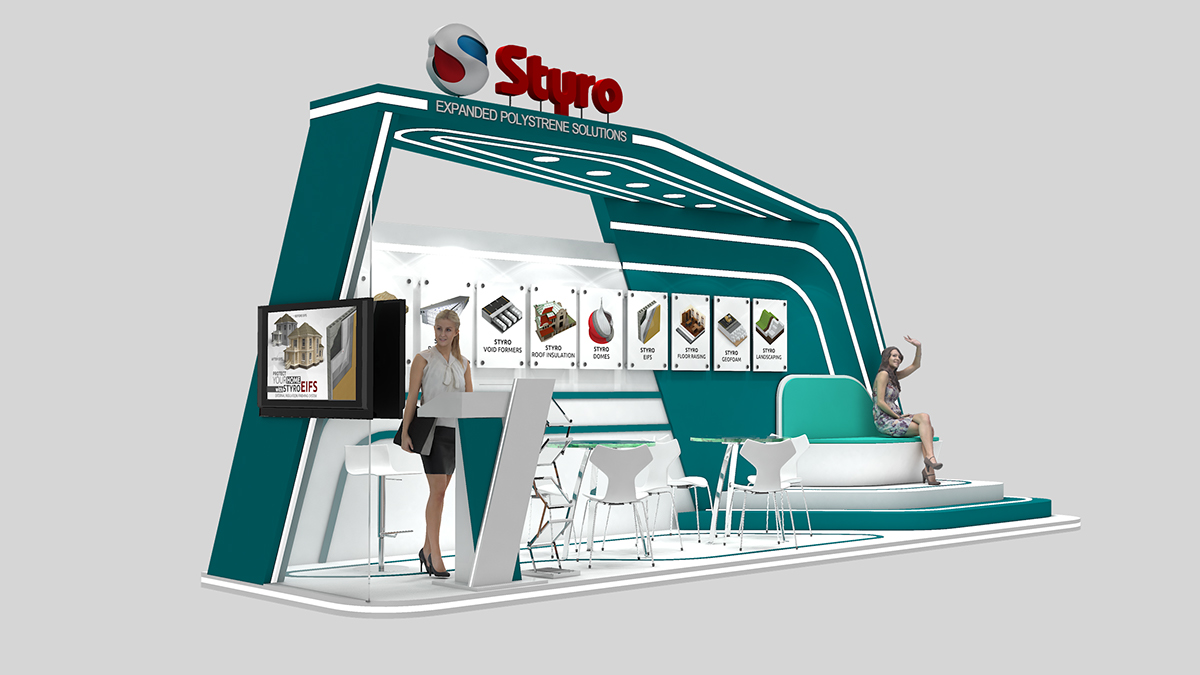 D Exhibition Designer Jobs In Qatar : Styro exhibition design for project qatar on aiga member