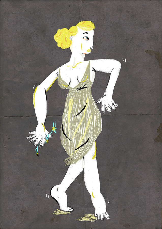 Antonio canova, illustration
