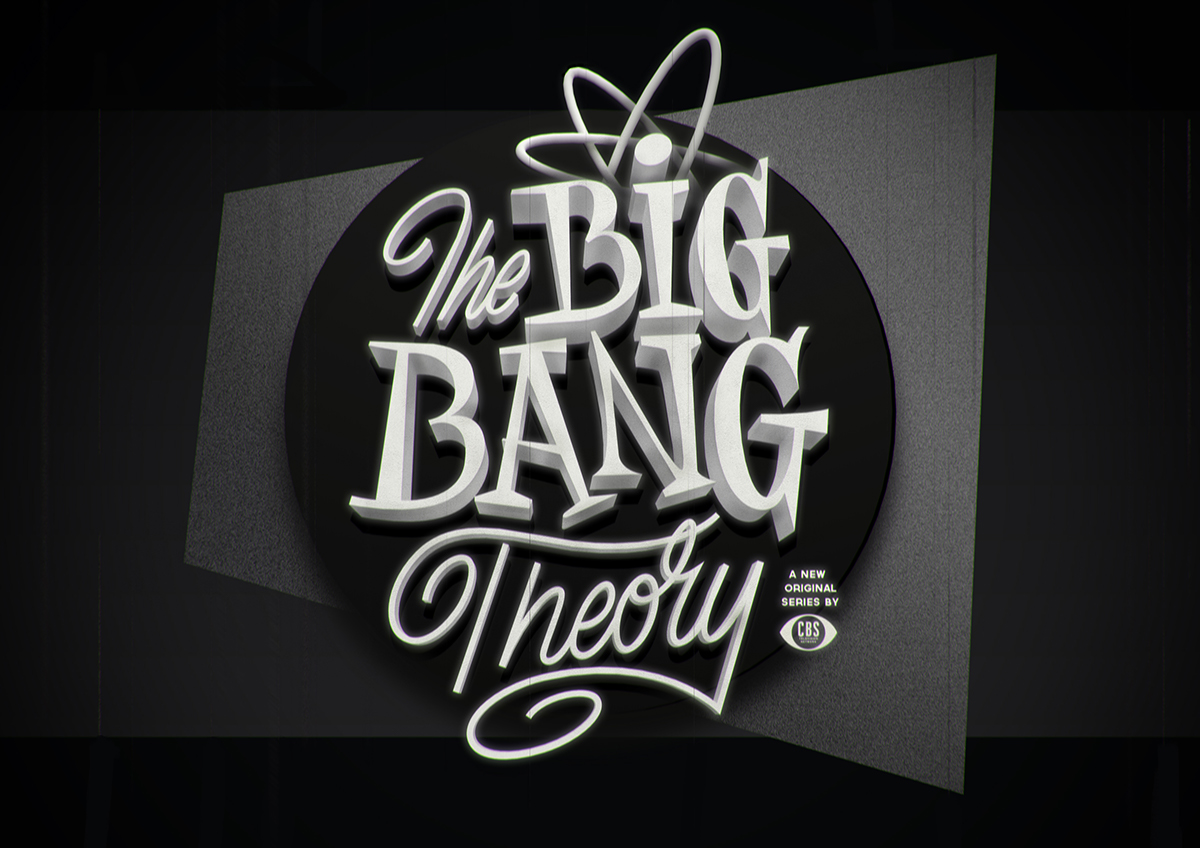 The Focus Here Was To Use Typography Convey Atmosphere And Personality Of Show Using As Little Graphical Devices Possible
