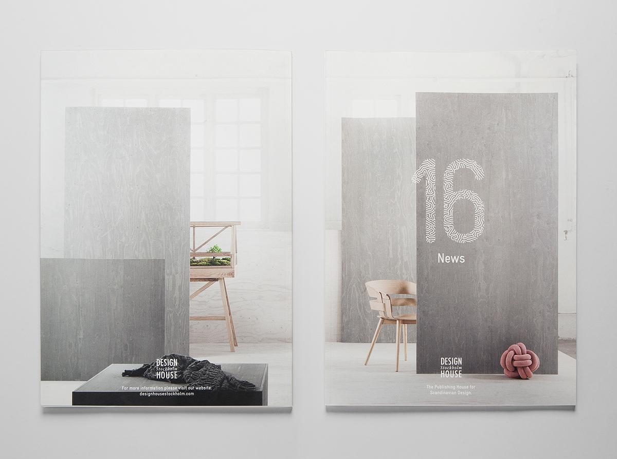 design house stockholm 2016 catalogue on behance. Black Bedroom Furniture Sets. Home Design Ideas