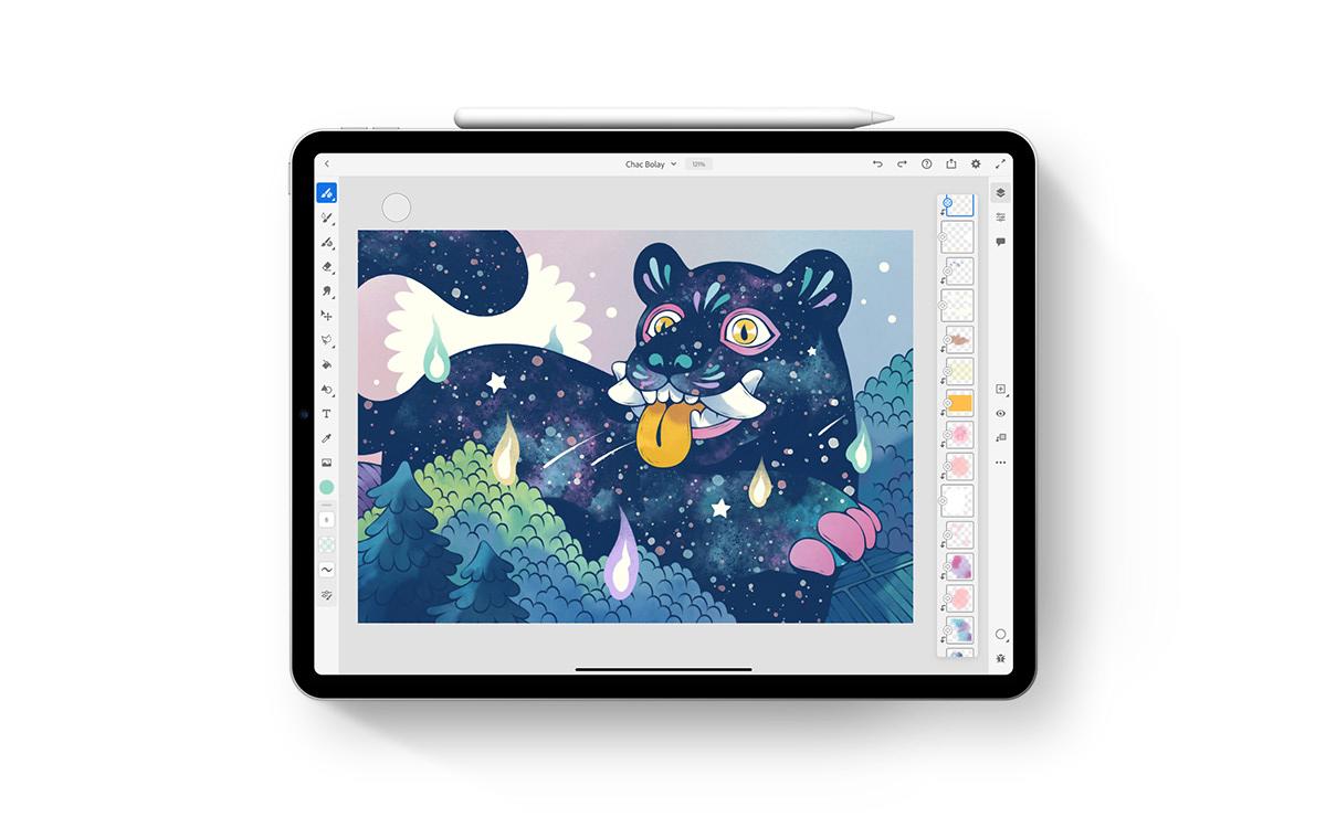 Image may contain: cartoon, monitor and electronics